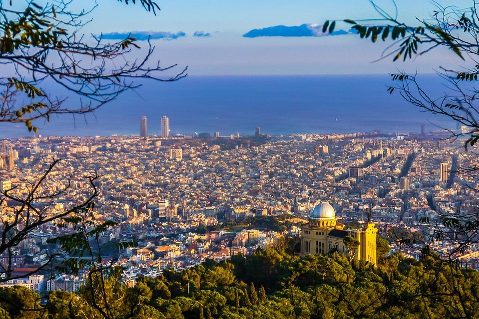 partir à la découverte Barcelone