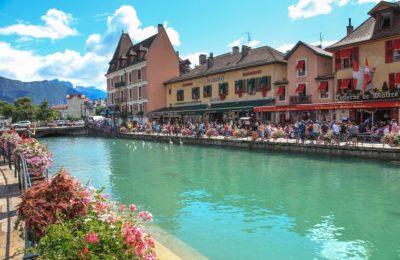 Bilan très positif pour le tourisme à Annecy et en Savoie!